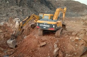 Cost of hiring an excavator in Kenya