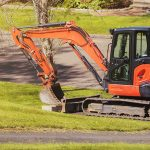 Cost of hiring an excavator and trencher in Kenya