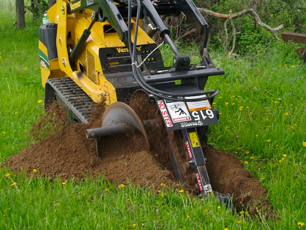 trencher for hire